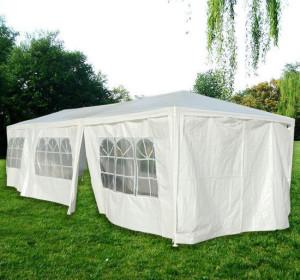 10 x 30 White Tent 01